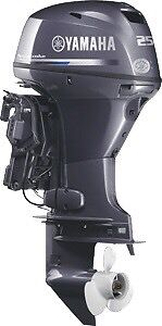 New Yamaha T25LA Outboard Blowout Price!