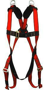 Safety harness n lanyards