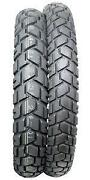 KLR 650 Tires