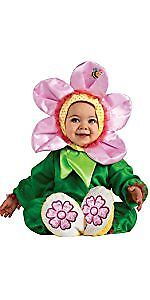 InCharacter Baby Blossom Flower Halloween Costume – 18 months