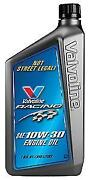 Valvoline Racing Oil