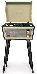 Freestanding record player, turntable Crosley or similar