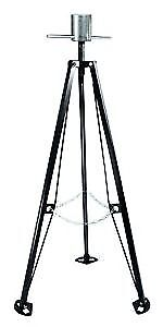 Fifth Wheel King Pin stabilizer steel tripod and accessories