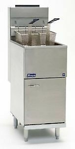 FRITEUSE * PITCO * FRYER ( Neuf / New ) Restaurant 105,000BTU