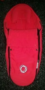 BUGABOO BEE STROLLER (RED), GREAT CONDITION London Ontario image 5