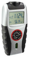 POWERFIX ULTRASONIC DISTANCE METER, PROFI+,w/manual, orig.box