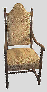 Armchair - Louis 1V style