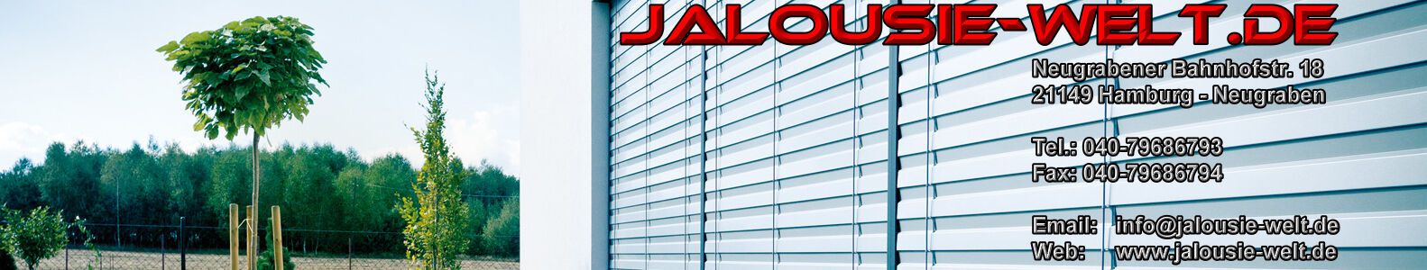 Jalousie-Welt