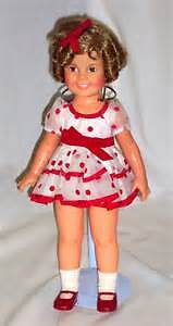 1972  Vintage Shirley temple doll