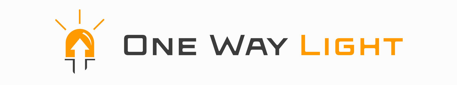 One Way Light