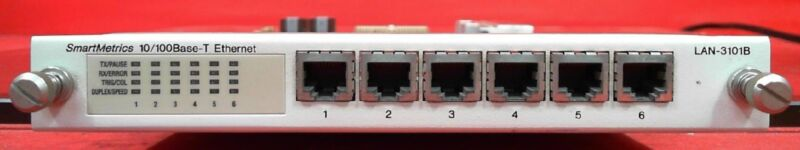 Spirent LAN-3101B 10/100 Base-T Ethernet