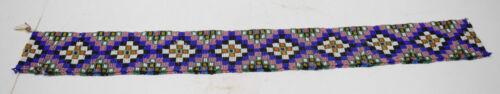 Belt African Zulu Old Beaded Married Woman Belt