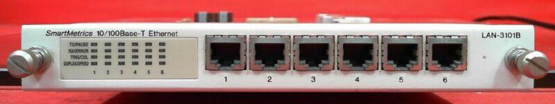 Spirent LAN-3101B 10/100 Base-T Ethernet