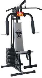 York 4180 Home Gym