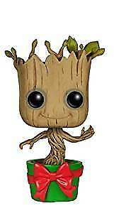 Holiday Dancing Groot Funko Pop