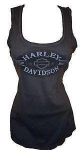 64de6cda1814e1 Harley Davidson Ladies Tank Tops