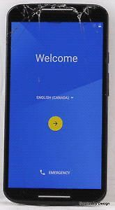 As-is Motorola Moto X (2nd Gen) 16GB Unlocked Smartphone-As is Kingston Kingston Area image 1