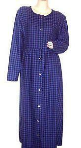 vintage flannel nightgown - Flannel Nightgowns
