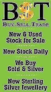 We buy your unwanted gold and silver good or bad we buy it all