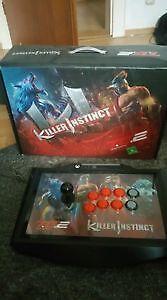 Killer Instinct TE2 Fightstick XBOX / PC