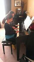In home piano lessons Mississauga