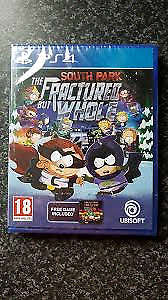 Like new Southpark the fractured but whole ps4 game