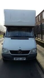 LONDON Cheap MAN with VAN REMOVALS FROM (25£)