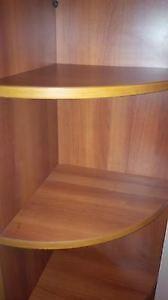 Maple Corner Shelf