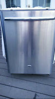 Maytag Stainless Steel, purchased in 2012