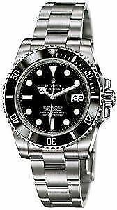 Submariner Watch Rolex