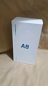Samsung A8 Brand new Sealed pack