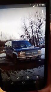 1993 Chevrolet Blazer SUV, Crossover