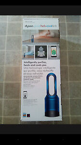 Dyson Pure Hot+Cool Link Purifier Heater with HEPA Filter - Blue