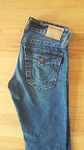 True Religion Men's Waste 30 Long 34