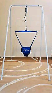 Free standing jolly jumper-pending pick up