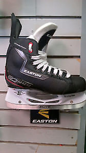 Easton synergy EQ444 skates size 8.5d