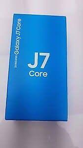 Samsung Galaxy J7 Core in 3 Colours dual