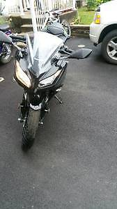 Kawasaki Ninja - Mint Condition