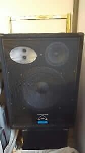 Small PA Speakers