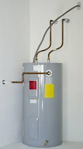 SMALLER  ELECTRIC HOT WATER TANK