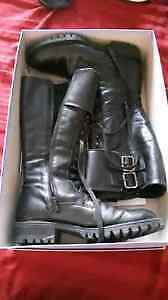 Italian Leather boots so soft 40 OBO