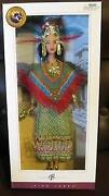 Princess of Ancient Mexico Barbie