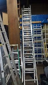Aluminum Extension Ladder 32 foot $150