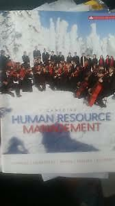 Canadian human resource management 10th + 11th canadian edition