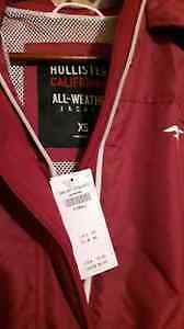 *** BRAND New *** Womens Hollister XS All-Weather Jacket