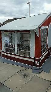 dorema porch awning for caravan motorhome