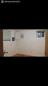 Fully Furnished Room with half bath available now