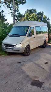 2006 Dodge Sprinter Familiale