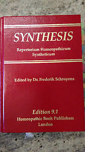 Repertorium Homeopathicum Syntheticum - Edition. 9.1 (Synthesis)