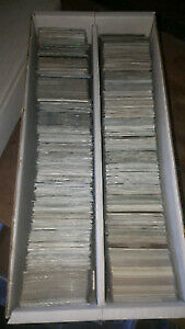 1500 count box of misc hockey cards